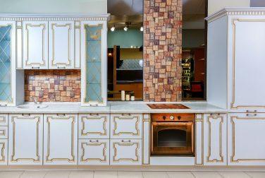 Белая кухня Ардмор