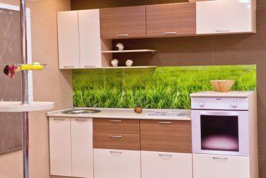 Белая кухня Эко