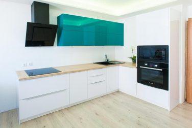 Белая кухня Бриз