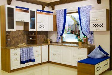 Белая кухня Греция