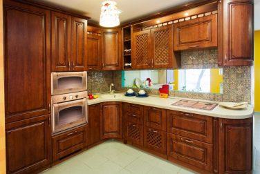 Угловая кухня Имола
