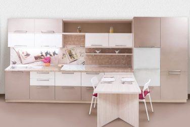 Белая кухня Франция